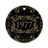 1977 Round Ornaments