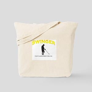Swinger Metal Detector Tote Bag
