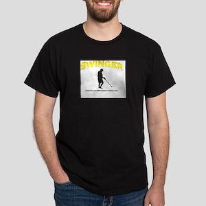 Swinger Metal Detector Dark T-Shirt