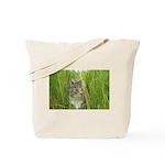 Stalking Kitty Tote Bag