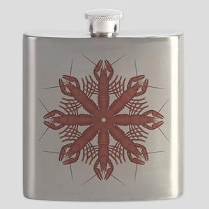 Crawfish Flask