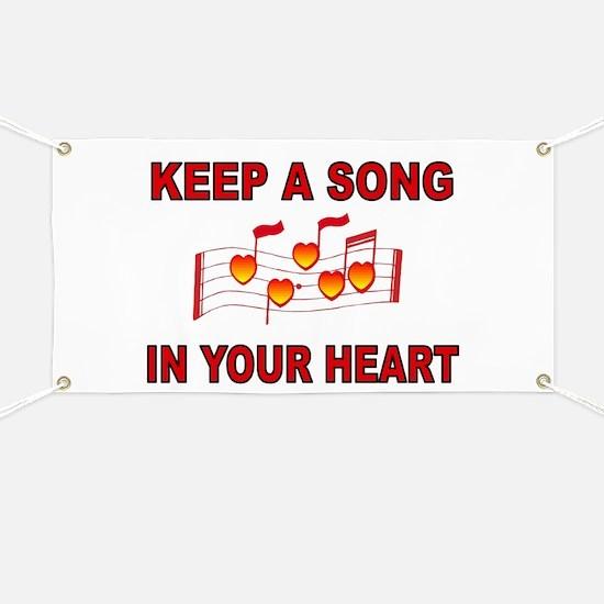 HEART SONG Banner