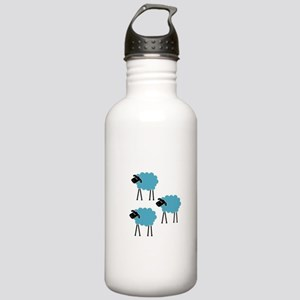 Sheep Fight Club Stainless Water Bottle 1.0L