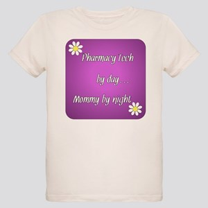 204461c0 Pharmacy Tech by day Mommy by night Organic Kids T