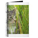 Peeking Cat Journal