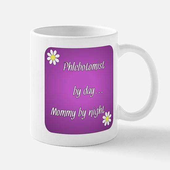 Phlebotomist by day Mommy by night Mug
