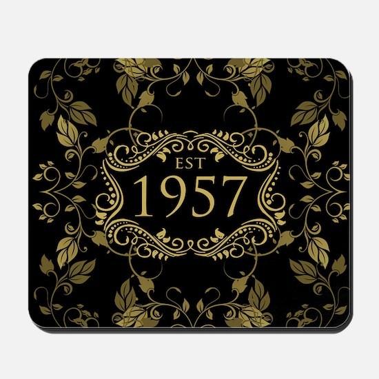 Established 1957 Mousepad