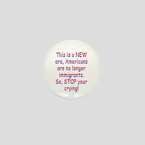 New America Mini Button