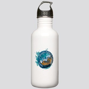 Texas - South Padre Is Stainless Water Bottle 1.0L