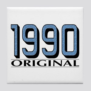 1990 Original Tile Coaster