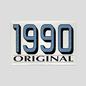 1990 Original Rectangle Magnet