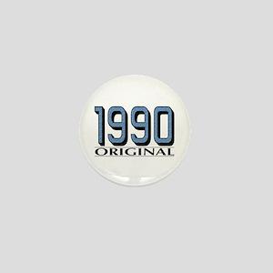 1990 Original Mini Button