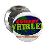 """Comedy Whirled Ware 2.25"""" Button"""