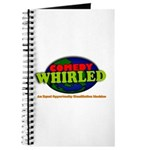 Comedy Whirled Ware Journal