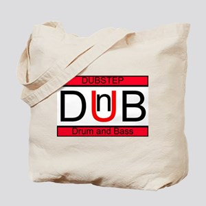 Dubstep Drum and Bass Tote Bag