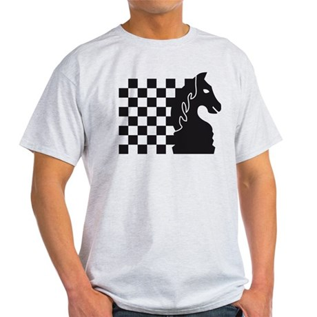 chess horse Light T-Shirt