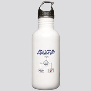 Pro Choice Chart Stainless Water Bottle 1.0L