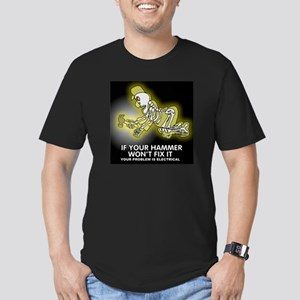 Hammer Mechanic Men's Fitted T-Shirt (dark)