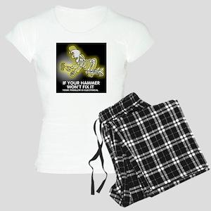 Hammer Mechanic Women's Light Pajamas