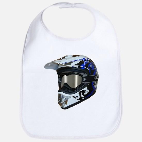 Premises187's MX Helmet Custom Design Bib
