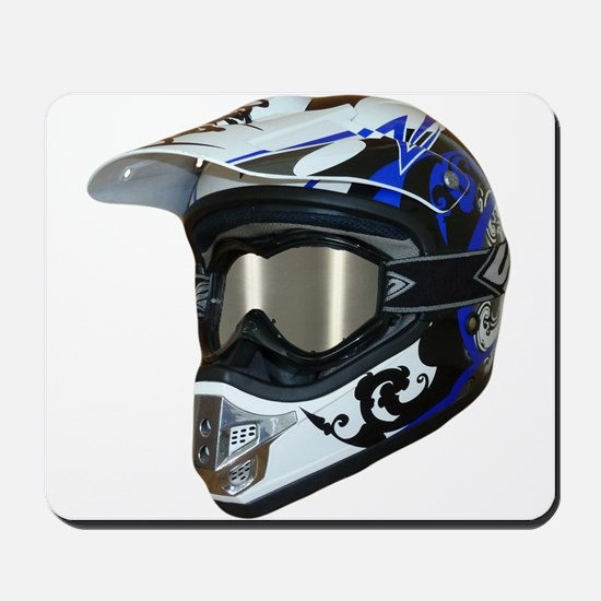 Premises187's MX Helmet Custom Design Mousepad