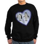 Emperor Penguins Sweatshirt (dark)