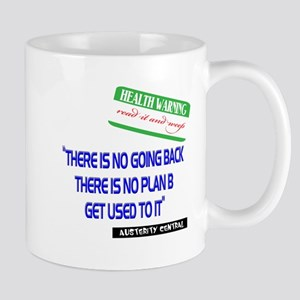 health warning Mug