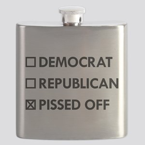 Pissed Off Flask