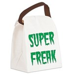 Super Freak Canvas Lunch Bag