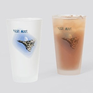Vulcan Moon Drinking Glass