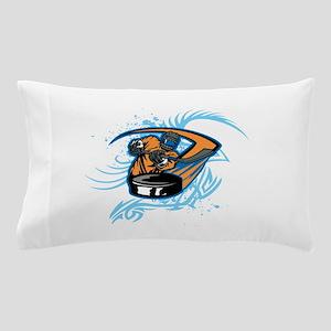 Ice Hockey. Pillow Case