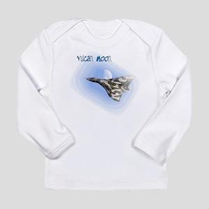 Vulcan Moon Long Sleeve Infant T-Shirt