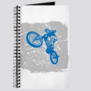 Bike Jumping. Journal