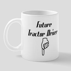 Future Tractor Driver Mug