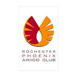 PhoenixAikido_Logo_Final_V1_Color Sticker (Rec