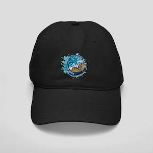 Virginia - Virginia Beach Black Cap with Patch