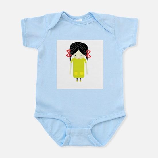 SadGirl Infant Bodysuit