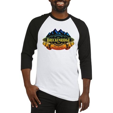 Breckenridge Mountain Emblem Baseball Jersey