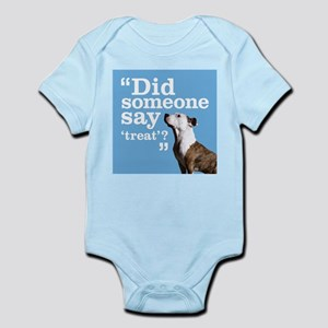 Treat Dog Infant Bodysuit