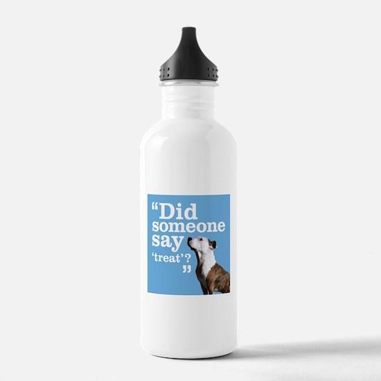 Treat Dog Water Bottle