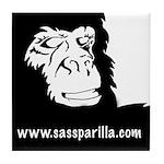 Sass Parilla Tile Coaster