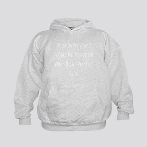 What Do We Want? Kids Hoodie