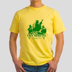 design Yellow T-Shirt