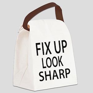 Dizzee Rascal - Fix Up Look Sharp Canvas Lunch Bag