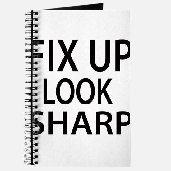 Dizzee Rascal - Fix Up Look Sharp Journal