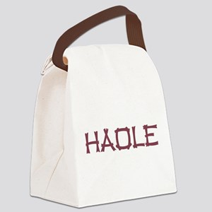 Haole Canvas Lunch Bag