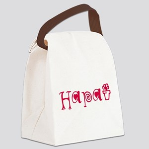 Hapai Canvas Lunch Bag