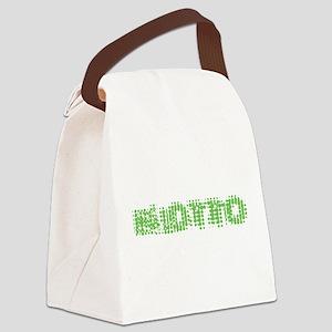 Blotto Canvas Lunch Bag