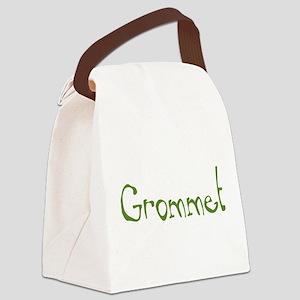 Grommet Canvas Lunch Bag
