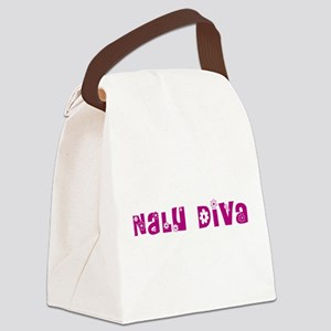 Nalu Diva Canvas Lunch Bag